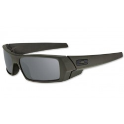 Okulary Oakley - SI Gascan Cerakote Mil Spec Green - Black Iridium - 53-111