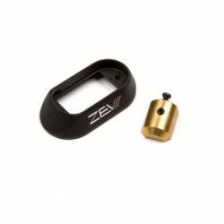 Zev Technologies™ 1st-3rd Generation Glock® Small Aluminum Magwell Kit with Light Insert