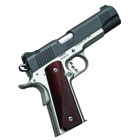 Pistolet KIMBER 1911 Custom TWO-TONE 45ACP