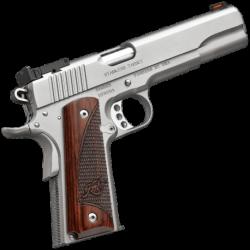 Pistolet KIMBER 1911 Stainless Target II .45ACP Long Slide