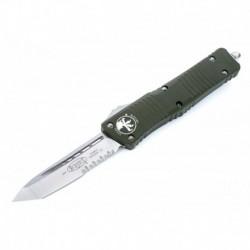 Nóż Microtech 144-11OD  Combat Troodon T/E Automatic OTF Knife OD Green (3.8