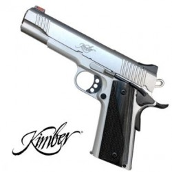 Pistolet KIMBER Stainless LW Arctic