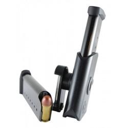 Ładownica pistoletowa DAA Single Stack Racer Pouch, Czarna