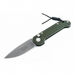 Nóż Microtech 135-10APOD LUDT - OD Green Handle - Apocalyptic Blade