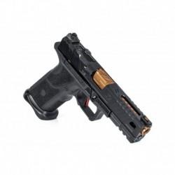 Pistolet ZEV OZ9 Pistol Standard Black Slide Bronze Barrel