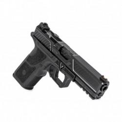 Pistolet ZEV OZ9 Combat Pistol, Standard Black Slide, Black Barrel
