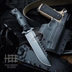 Nóż  HALFBREED  LSK-01 Large Survival Knife czarny