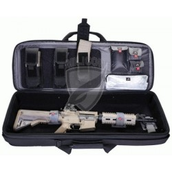 "Pokrowiec na broń Hard Sided Tactical Special Weapons Case 34"" Black"