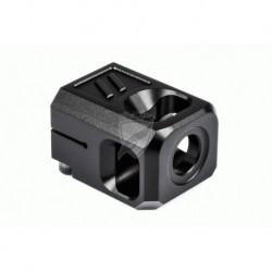 Kompensator ZEV PRO Compensator V2  gwint 1/2x28 , 9mm, Black