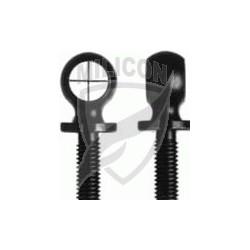 Muszka AR15 M16 AR10 SR25 Crosshair Hooded Standard