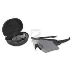 Oakley - Okulary balistyczne SI Ballistic M Frame Alpha Black Array - 2LS - OO9296-05
