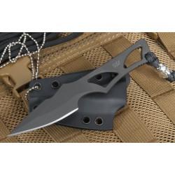 Nóż SPARTAN BLADES Enyo Black IWB