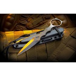 Nóż SPARTAN BLADES CQB Tool SOCP-D Black