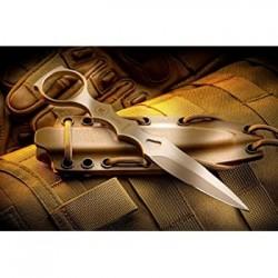 Nóż SPARTAN BLADES CQB Tool SOCP-D TAN