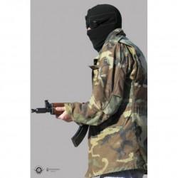 Tarcza strzelecka TERRORYSTA