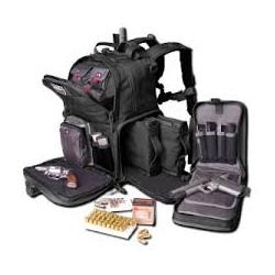 Plecak strzelecki - Tactical Range Backpack kolor Czarny