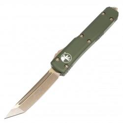 Nóż Microtech 123-13APOD Ultratech OD Green Bronzed Apocalyptic - dostawa MARZEC 2021