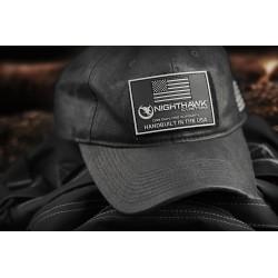 Czapka Nighthawk Custom Patch Cap kolor czarny