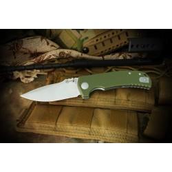 Nóż SPARTAN BLADES ASTOR LINER LOCK - GREEN G-10