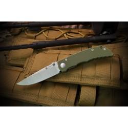 Nóż SPARTAN BLADES TALOS LINER LOCK GREEN G-10