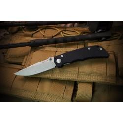 Nóż SPARTAN BLADES TALOS LINER LOCK - BLACK G-10