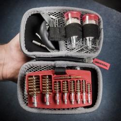 Real Avid - Zestaw do czyszczenia broni Gun Boss® - Universal Flex Rod Kit