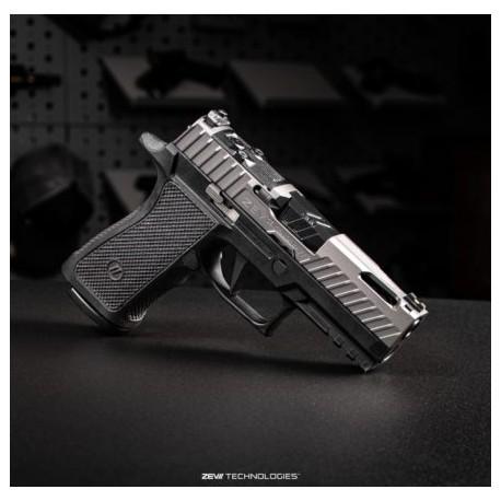 Pistolet ZEV Z320 XCARRY OCTANE GUNMOD RMR CUT, GRAY SLIDE, BLACK BARREL
