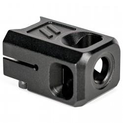 Kompensator ZEV PRO Compensator V2 GEN 5 gwint 1/2x28 , 9mm, Black