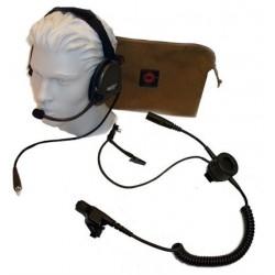 TCI- LIBERATOR II- zestaw słuchawkowy - wersja Special Forces z podłączeniem do maski AVON FM-53 - c-50