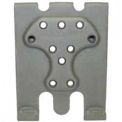 G-CODE 3 MOLLE Claw; Panel trójrzędowy do montażu w systemie MOLLE