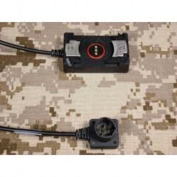 Eliminator baterii do radia PRC-152
