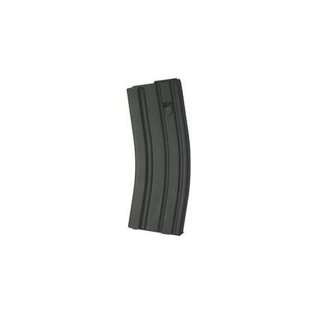 Magazynek aluminiowy ASC 30 nabojowy do AR15 (szary)