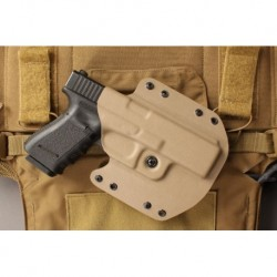 Kabura do pistoletu HTC GEN4 Holster (czarna)