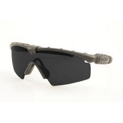 Okulary balistyczne Oakley SI Ballistic M Frame 2.0 Strike Black Grey