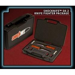 Elektryczny nóż treningowy SHOCKNIFE (2 noże)