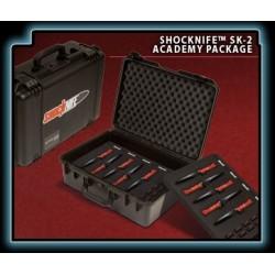 Elektryczny nóż treningowy SHOCKNIFE ACADEMY PACKAGE (10 noży)