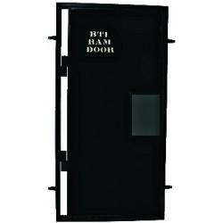 Treningowe drzwi wyważeniowe podwójne - taran