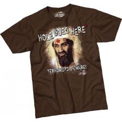Koszulka 7.62 Osama bin Laden