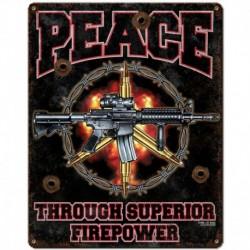Blacha stalowa 7,62 Design Superior Firepower