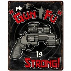 Blacha stalowa 7,62 Design GUN FU