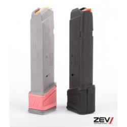 Stopka magazynka Glock ZEV TECH - kolor  czarny